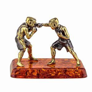 Статуэтка боксеров фигурка подарки сувениры