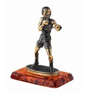 Статуэтка боксера, подарок. сувеир на день рождение