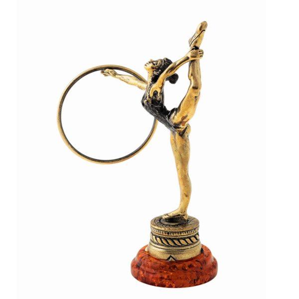 Подарки для гимнасток фигурки статуэтки