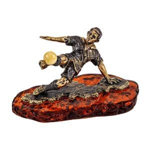 Подарок для футболиста фигурки статуэтки