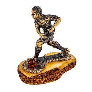 Статуэтка фигурка подарки для футболистов