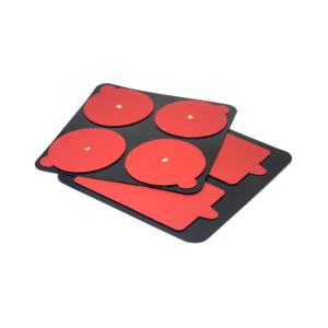Электроды для миостимулятора PowerDot 2.0, красные