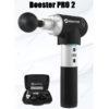 Перкуссионный пистолет массажер Booster Pro 2 купить недорого (1)