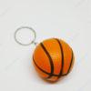 брелок баскетбольный мяч на подарок баскетболисту оранжевый 1