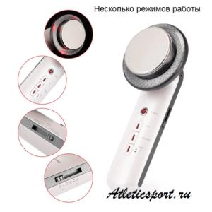 EMS кавитационный ультразвуковой антицеллюлитный аппарат 4